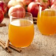Stock Photo: Fresh Organic Apple Cider