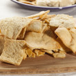 Homemade Crunchy PitChips — Stock Photo #20505633