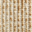 Stock Photo: Homemade Kosher Matzo Crackers
