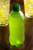Green Energy Drink Soda — Stock Photo