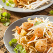 Stock Photo: Homemade AsiPad Thai
