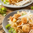 Homemade Asian Pad Thai — Foto Stock