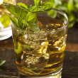 Homemade Gourmet Mint Julep — Stock Photo #28874827