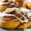 Homemade Cinnamon Roll Pastry — Stock Photo #36661905