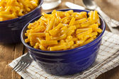 Homemade Macaroni and Cheese — Stock Photo