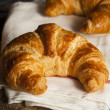 ������, ������: Homemade Flakey French Croissants