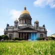 St. Isaac's Cathedral — Stock Photo