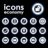 Economy — Stock Vector