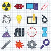科学 — 图库矢量图片