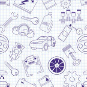 Mechanics — Stock Vector