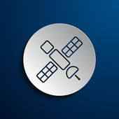 Satellite — Stock Vector