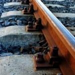 Railway detail — Stock Photo #13355623