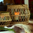Stock Photo: Decorative basket