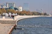 Baku Park — Stock Photo