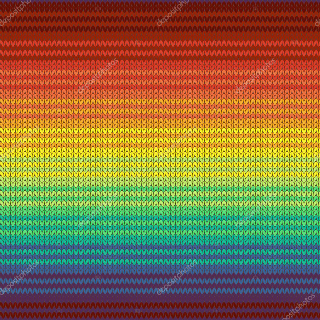 Knitted mexican blanket seamless pattern, vector — Stock ...