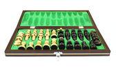 Chess figures — Stock Photo