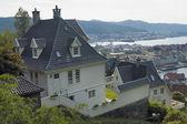 House in Bergen. Norway. — Stock Photo