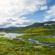 Norway. Norwegian landscape. — Stock Photo