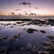 Rocky Coastline Sunrise — Stock Photo