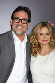 Kyra Sedgwick, Jeffrey Dean Morgan — Stock Photo