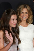 Natasha Calis, Kyra Sedgwick — Stock Photo