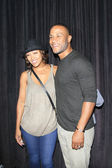 Meagan Good, DeVon Franklin — Stock Photo