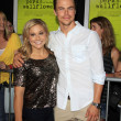 Stock Photo: Shawn Johnson and Derek Hough