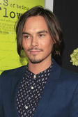 Tyler Blackburn — Stock Photo