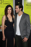 Rumer Willis and Jayson Blair — Stock Photo