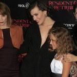 ������, ������: Sienna Guillory Li Bingbing Milla Jovovich Aryana Engineer