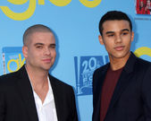 Mark Salling, Jacob Artist — Stock Photo