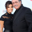 Eva Longoria, Edward James — Stock Photo