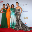 Dania Ramirez, Edy Ganem, Judy Reyes and Ana Ortiz - Stock Photo