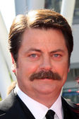 Nick Offerman — Stock Photo