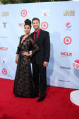 Roselyn Sanchez, Eric Winter — Fotografia Stock