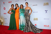 Dania Ramirez, Edy Ganem, Judy Reyes and Ana Ortiz — Stock Photo