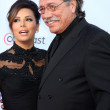 EvLongoria, Edward James Olmos — Stock Photo #12873213