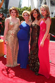 Jennifer Stone, Leigh-Allyn Baker, Maria Canals-Barrera, Bridget Mendler — Stock Photo