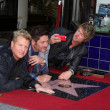 Rascal Flatts - Gary LeVox, Jay DeMarcus, JoeDon Rooney — Stock Photo