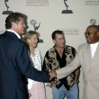 David Hasselhoff, Lindsay Wagner, Paul Michael Glaser and Roger Mosley - ストック写真