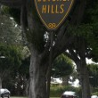 Beverly Hills Sign — Stockfoto