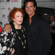 Arlene Dahl, Lorenzo Lamas — Stock Photo