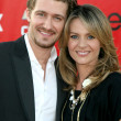 Matthew Morrison & Jessalyn Gilsig — Stock Photo