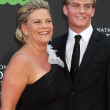 Kim Zimmer and Jake Weary — Foto Stock