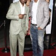 Sugar Shane Mosley and his son Shane — Stock Photo #12908078
