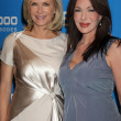 Katheirne Kelly Lang, Hunter Tylo — Stock Photo