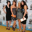 Постер, плакат: Rumer Willis Emma Stone Anna Faris and Katharine McPhee