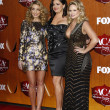 Ashley Monroe, Angaleena Presley, Miranda Lambert of The Pistol Annies — Stock Photo