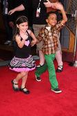 Lauren Boles & Terrell Ransom Jr — Stock Photo