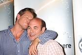 Brian Van Holt and Ian Gomez — Stock Photo